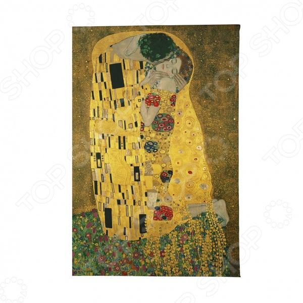 Обложка для паспорта Mitya Veselkov «Поцелуй Климта» часы поцелуй климта mitya veselkov часы поцелуй климта