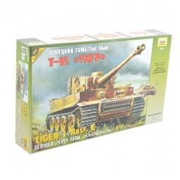 Модель звезда немецкий тяжелый танк т