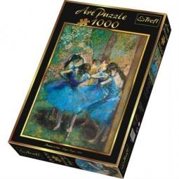 Купить Пазл 1000 элементов Trefl «Голубые танцовщицы - Эдгар Дега»