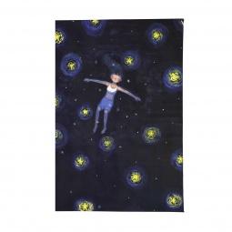 фото Обложка для автодокументов Mitya Veselkov «Девочка ночью»