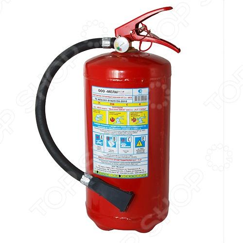 Огнетушитель порошковый Меланти ОП-4