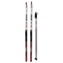фото Комплект лыжный ATEMI Concept NNN. Ростовка (длина лыжи): 170 см