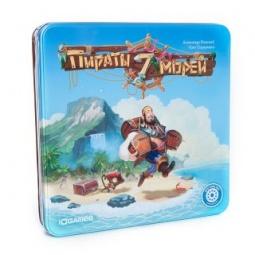 фото Игра настольная Gemenot «Пираты 7 морей»