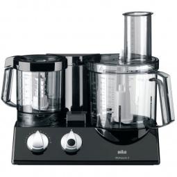 фото Кухонный комбайн Braun K 700. Цвет: черный