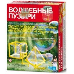 Купить Набор для изобретателей 4M «Волшебные пузыри»