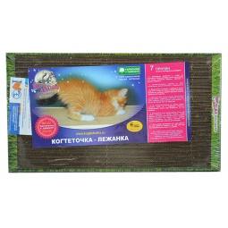 фото Когтеточка Рав домашняя с кошачьей мятой. Размер: 30х56 см