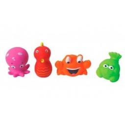 фото Набор игрушек для ванны Ludi «Морские животные»