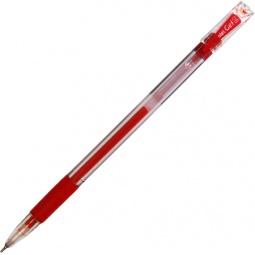 фото Ручка гелевая Pentel K405. Цвет чернил: красный