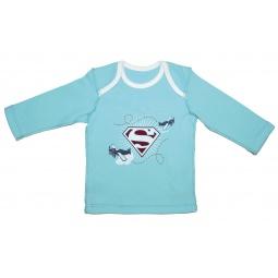 Купить Футболка с длинным рукавом детская Superbaby. Aircrafts