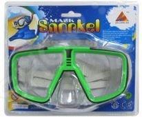 Маска для ныряния Intex TX68666 intex маска для плавания бегемот лягушка intex в ассорт