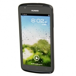 фото Пленка защитная LaZarr для Huawei U8836D Ascend G500 Pro. Тип: антибликовая