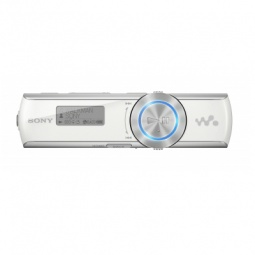 фото MP3-плеер SONY NWZ-B172F. Цвет: белый