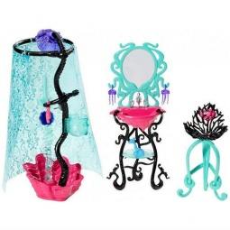 фото Игровой набор мебели Mattel «Ванная Лагуны Блю»