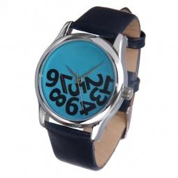 фото Часы наручные Mitya Veselkov «Упавшие». Цвет: бирюзовый