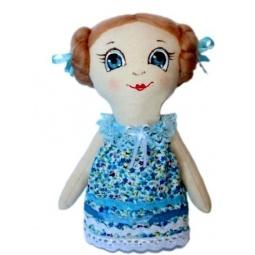 Купить Набор для изготовления текстильной игрушки Кустарь «Леночка»