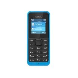 фото Мобильный телефон Nokia 105. Цвет: голубой