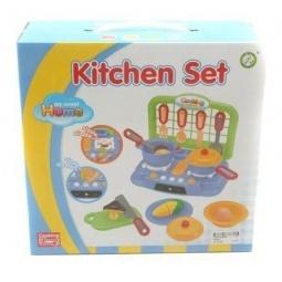 фото Игровой набор для девочки Shantou Gepai «Кухонный»