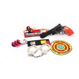 фото Игровой набор для мальчика 1 Toy «Полицейский»