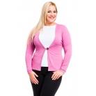 Фото Жакет Mondigo XL 426. Цвет: темно-розовый. Размер одежды: 48