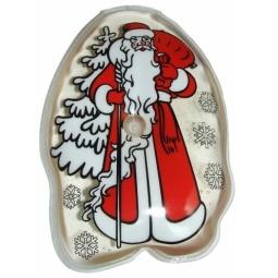 Купить Грелка солевая ДЕЛЬТА-ТЕРМ «Дед Мороз»