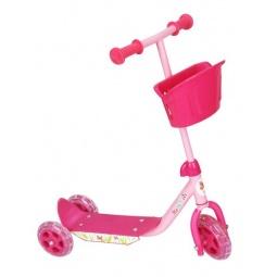 фото Самокат трехколесный Moby Kids «Лето» 64441