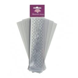 Купить Набор конвертиков для книжных закладок Pergamano Техника парчмента