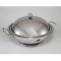 Купить Сковорода вок с крышкой Stahlberg KROMWELL 1615-S