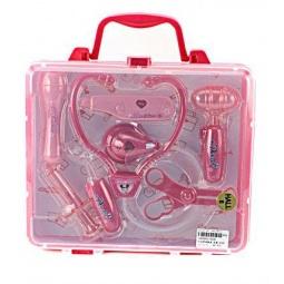Купить Игровой набор со светозвуковыми эффектами Shantou Gepai «Набор доктора в чемоданчике» 628562