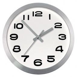 фото Часы настенные СТАРТ CLASSIC Modern. Цвет: белый