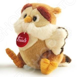 Мягкая игрушка Trudi Филин Реналдо мягкая игрушка trudi лайка