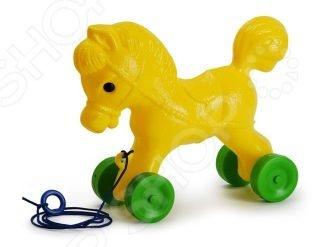 Каталка для малыша Росигрушка «Лошадка» 40734
