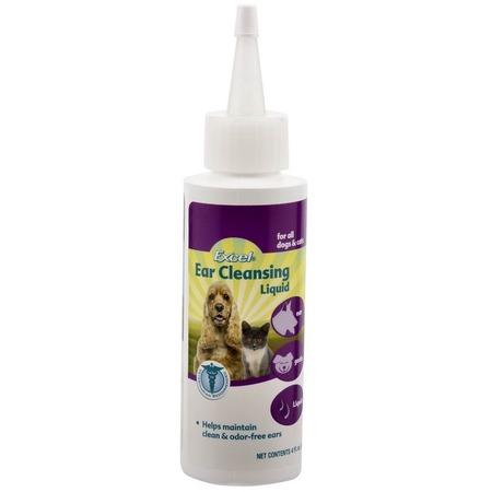 Купить Лосьон ушной для кошек и собак 8 in 1 Excel Ear Cleansing