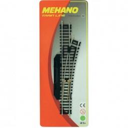 фото Стрелка правая для железной дороги Mehano F283