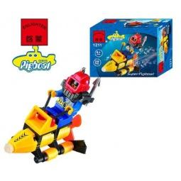 фото Конструктор игровой Brick «Подводный скутер» 1717079