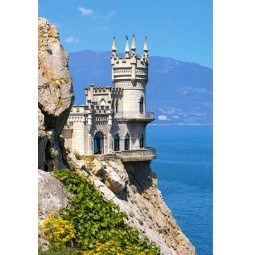 Купить Пазл 1500 элементов Castorland «Ласточкино гнездо, Крым»