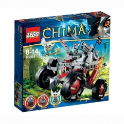 фото Конструктор LEGO Разведчик Вакза