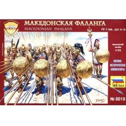 фото Миниатюра Звезда «Македонская фаланга»