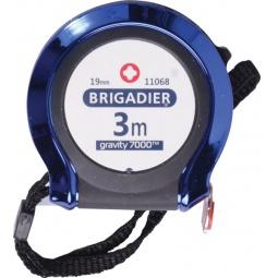 фото Рулетка Brigadier Gravity. Длина: 3 м. Ширина: 19 мм