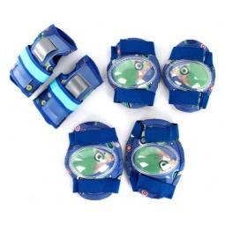 фото Комплект защиты для роликовых коньков X-MATCH 64543