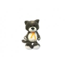 фото Мягкая игрушка Maxitoys «Кот Серый». Размер: 22 см