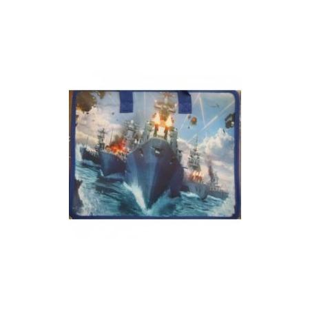 Купить Сумка-портфель Beifa «Корабли»