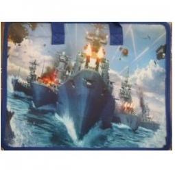 фото Сумка-портфель Beifa «Корабли»