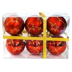 фото Набор новогодних шаров Новогодняя сказка 971071
