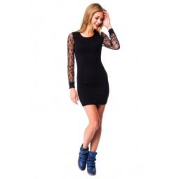фото Туника Mondigo 10030. Цвет: черный. Размер одежды: 44