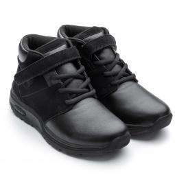 Купить Ботинки адаптивные женские высокие Walkmaxx. Цвет: черный