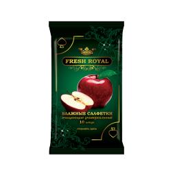 фото Салфетки влажные Fresh Royal «Яблоко» №10