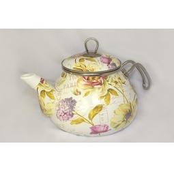 Купить Чайник эмалированный Interos «Франция»