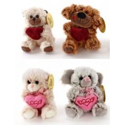 фото Мягкая игрушка Fluffy Family «Валентинка». В ассортименте