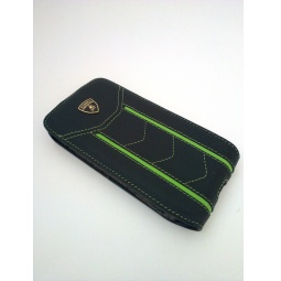 фото Чехол Lambordghini Flip Case Gallardo D2 для Samsung S3 I9300. Цвет: черный