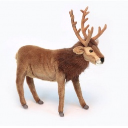Мягкая игрушка Hansa «Волчонок стоящий»